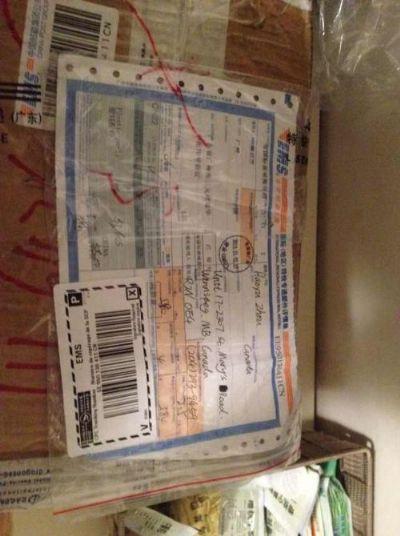 南京市国际邮递加拿大,怎么往国外寄快递?