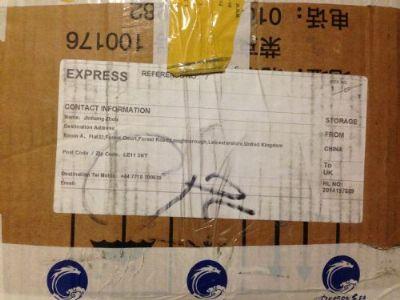 连云港市邮寄包裹英国,哪家物流便宜?