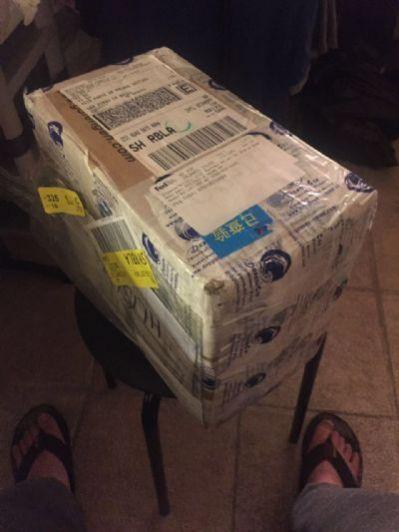 长沙市邮寄包裹美国,哪家物流便宜?
