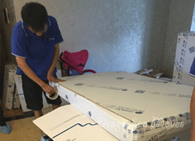 5层纸板做外包装