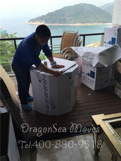 深圳到美国国际搬家,科普国际搬家和国际货运的区别