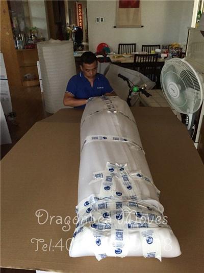 深圳搬家葡萄牙集中托运客户,精选图片来介绍