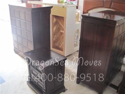 红木家具和立式钢琴从上海海运到澳大利亚,高质量包装服务终获顾客表扬