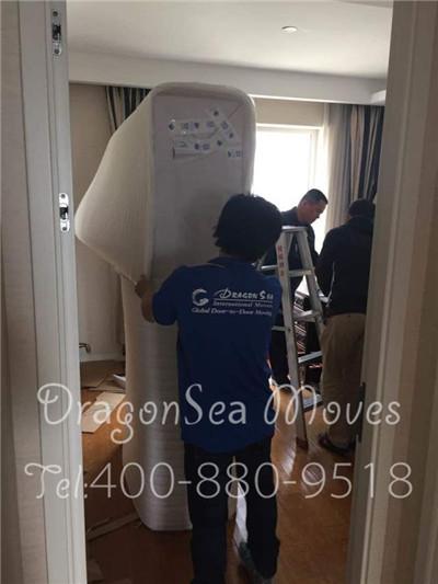 北京到墨尔本国际搬家,少量全新家具海龙帮你合理避税