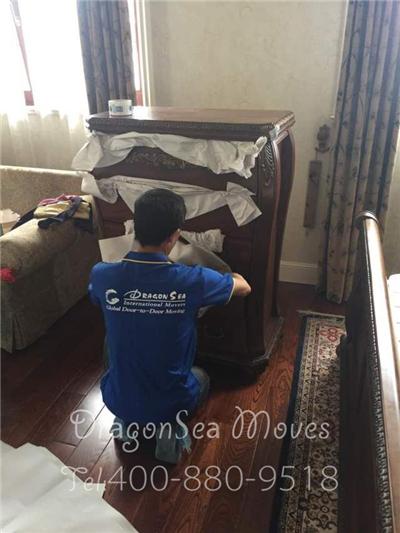 北京海运搬家到蒙特利尔,家具分散两地也可一同海运到国外