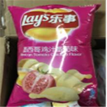 往日本邮寄薯片