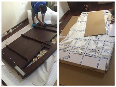 北京国际搬运家具到亚特兰大,国际标准包装受认可