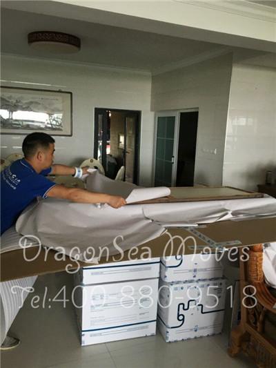 北京国际海运搬家到基督城,海龙教你多次搬家怎么合理免税
