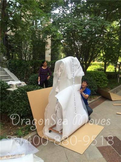 上海私人物品国际运输到澳洲,三个地址集中搬运
