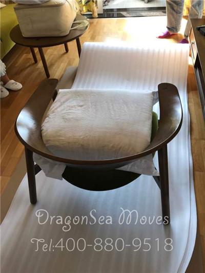 杭州海运私人物品国际搬家到美国,用惯的家具去哪生活搬到哪
