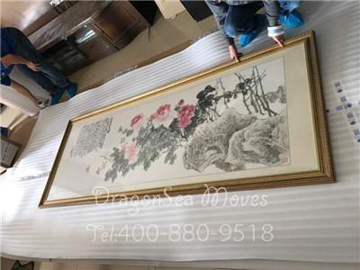 北京实木家具海运搬家到澳洲,中式古典家具海外相伴