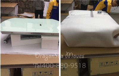 杭州国际海运搬家到法国,专业包装材料让国际搬家更安全