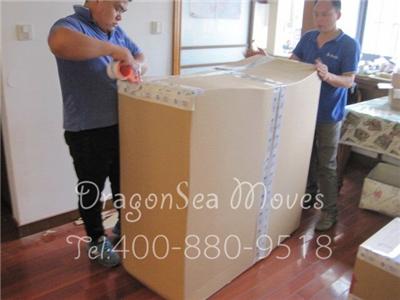 广州跨国国际搬家物流到法国,再也不用担心物品容易碎