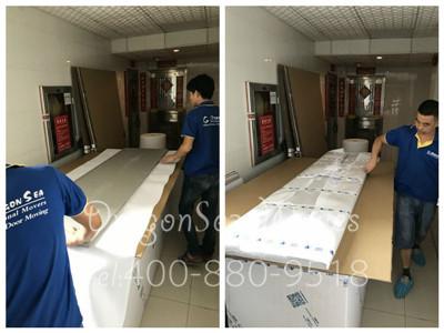 广州海运私人物品搬家到台湾,细致包装只为让你更安全