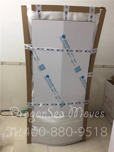 江门市海运私人物品到澳洲奥克兰,持绿卡搬家运红木家具