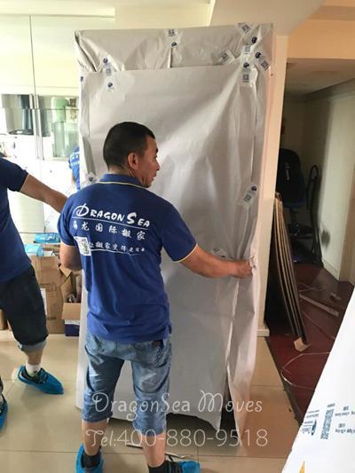 深圳搬家到新加坡 与老客户的两年之约