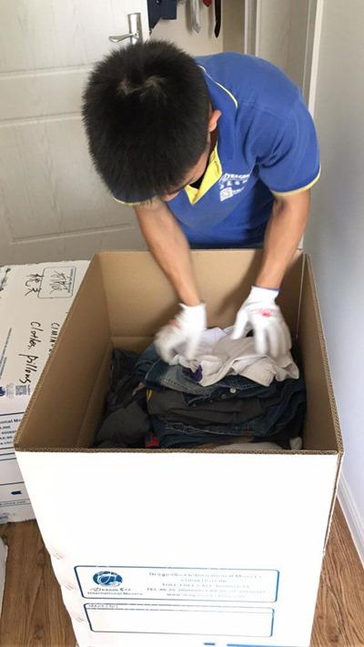 广州移民搬家到日本 这个搬家真是一股清流