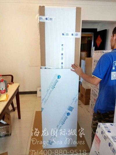 深圳门到门跨国搬家到加拿大 有新家具怎么海运?