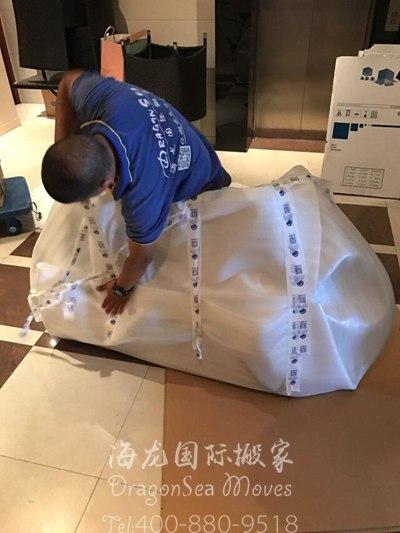 最详细的广州海运搬家到台湾流程在这里