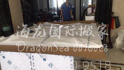 上海海运私人物品到美国操作流程怎么样?