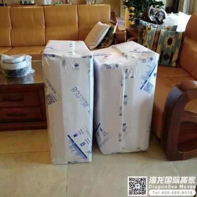 广州个人物品海运到新加坡难不难?