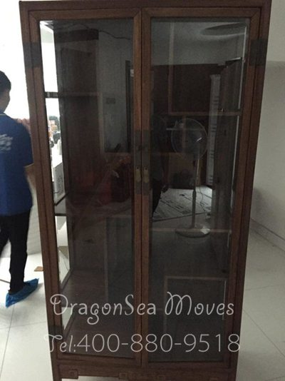 上海移民搬家到新西兰