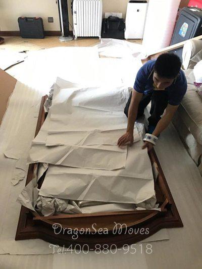 广州海运家具到美国
