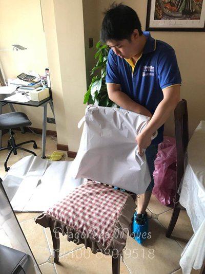广州跨国搬运私人物品到美国