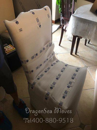 广州私人物品门到门到美国