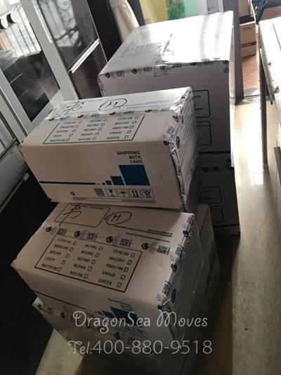 广州国际搬运家具到加拿大