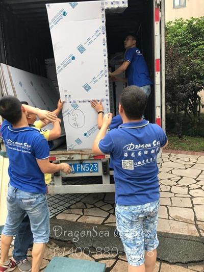 广州移民海运搬家到马来西亚