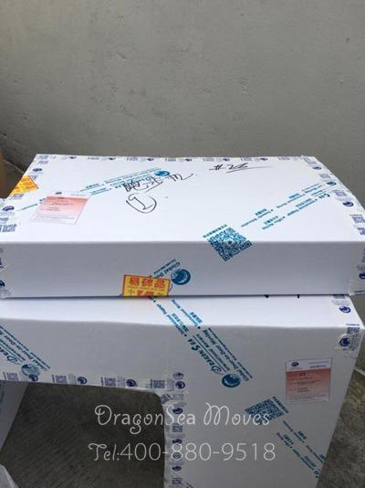深圳搬家具到美国