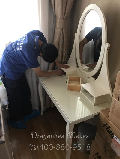 北京长途搬运私人物品到香港