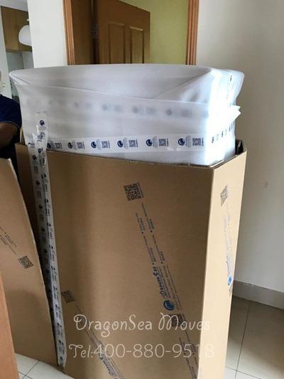 深圳海运旧家具搬家到德国