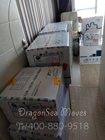 上海海运家具到新加坡