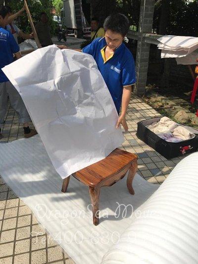 广州国际海运家具到西班牙
