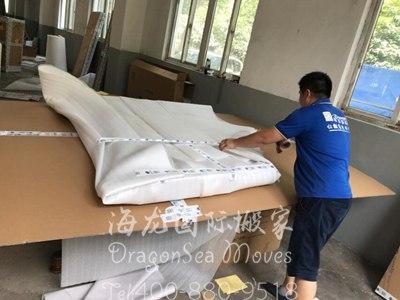 上海海运家私到新加坡