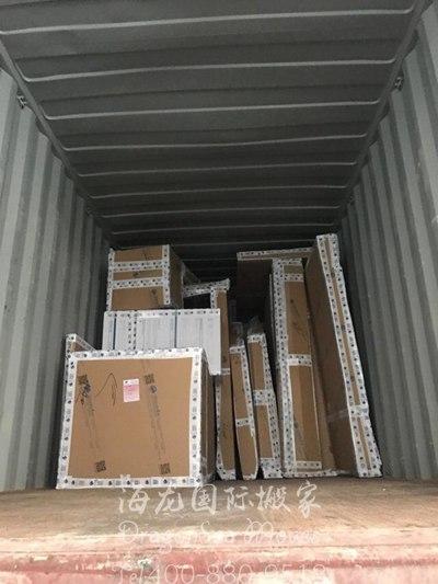 上海门到门海运私人物品到新加坡