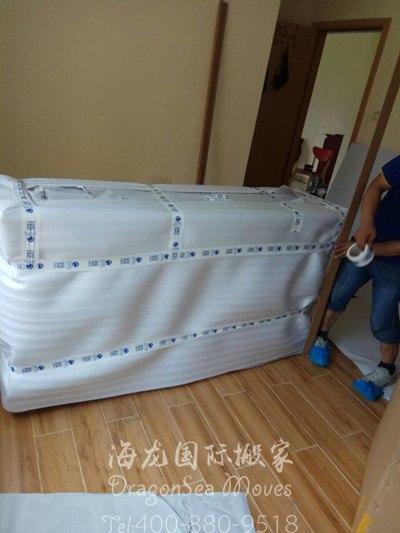 上海移民跨国搬家到新加坡