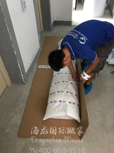 广州家具越洋海运到日本流程