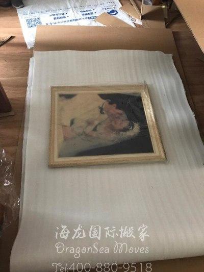 广州家具跨国海运到日本流程