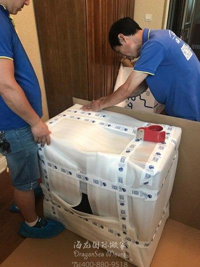 上海门到门海运私人物品到德国