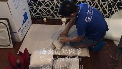 北京越洋海运家具到马来西亚