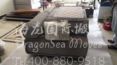 上海海运私人物品到美国