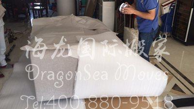 上海海运私人物品到美国怎么操作