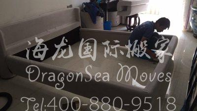 上海海运私人物品到美国操作流程