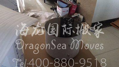 上海越洋海运私人物品到美国