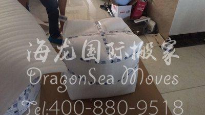 上海跨国海运私人物品到美国