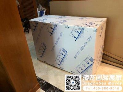 北京海运家具到多伦多